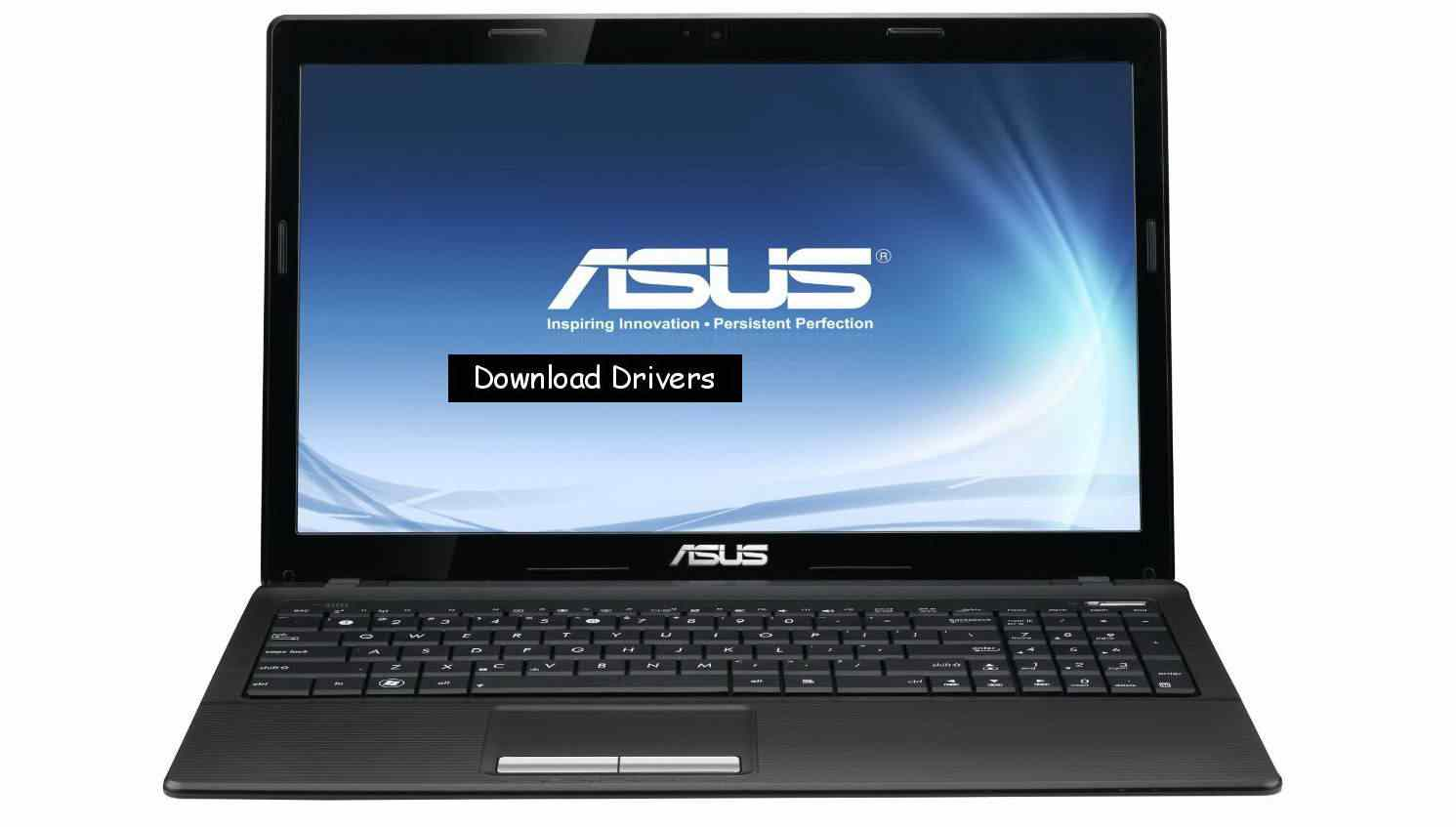 how to download drivers from asus