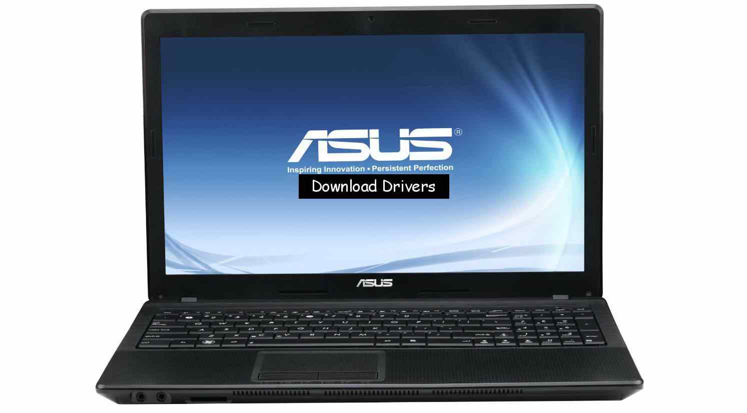 from asus to how download drivers