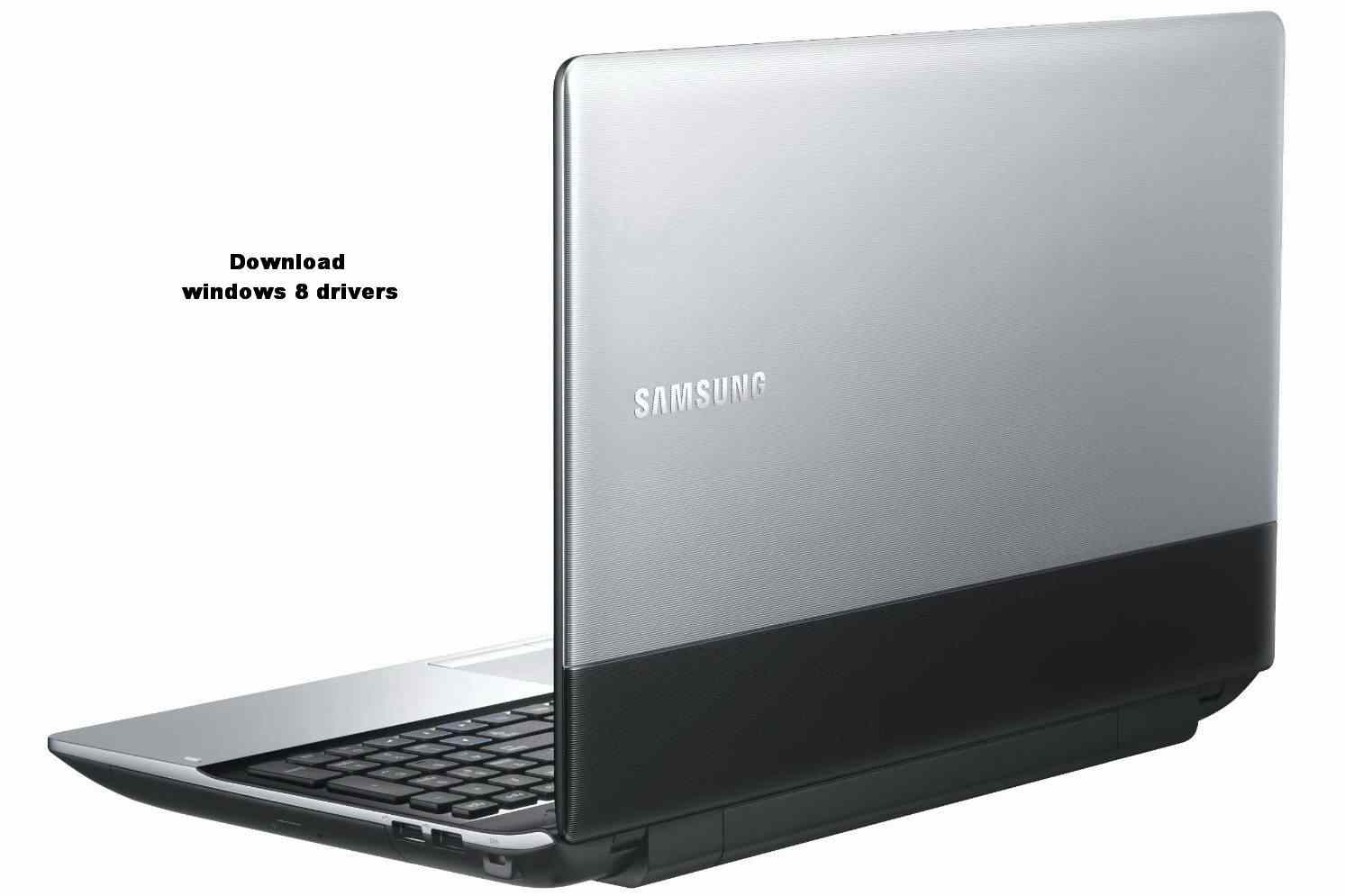 Notebook samsung driver